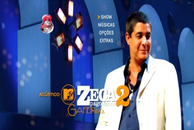 dvd do zeca pagodinho acustico mtv